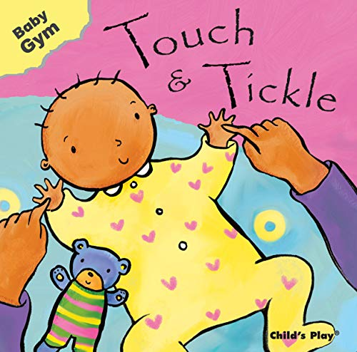 9781846431302: Touch & Tickle (Baby Gym)