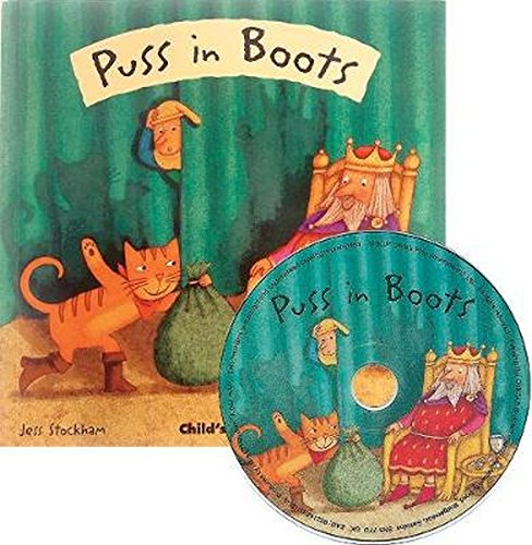 9781846431418: Puss in Boots [With CD (Audio)] (Flip Up Fairy Tales)