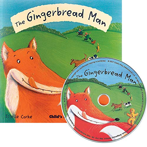 9781846431449: The Gingerbread Man (Flip-Up Fairy Tales)