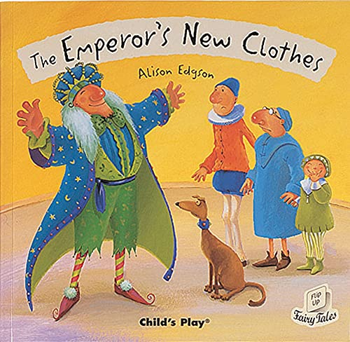 9781846431494: The Emperor's New Clothes (Flip-Up Fairy Tales)