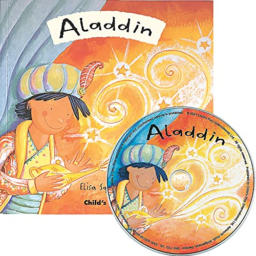 9781846431548: Aladdin (Flip Up Fairy Tales)