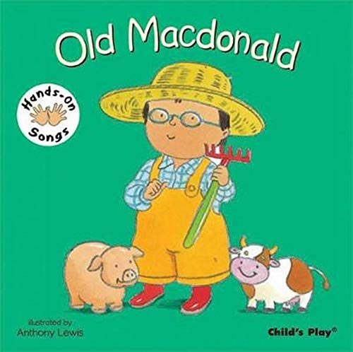 Old Macdonald: BSL (British Sign Language) (Hands on Songs): Anthony Lewis