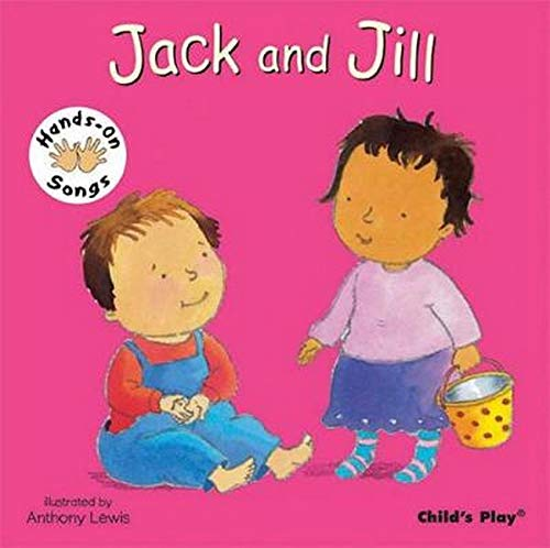 9781846431722: Jack and Jill: BSL (British Sign Language) (Hands on Songs)