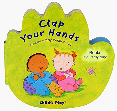 9781846431852: Clap Your Hands (Two Little Hands)
