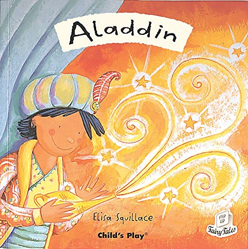 9781846431937: Aladdin (Flip-up Fairy Tales)