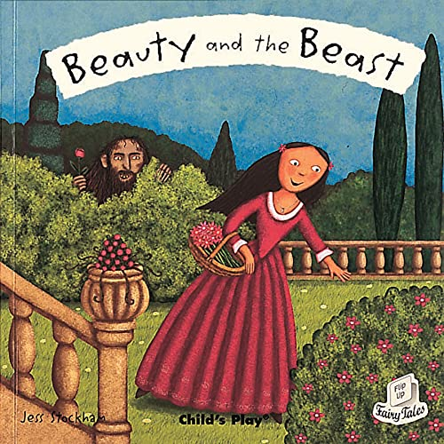 9781846431944: Beauty and the Beast (Flip-up Fairy Tales)