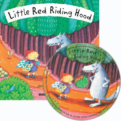 9781846432187: Little Red Riding Hood (Flip-Up Fairy Tales)