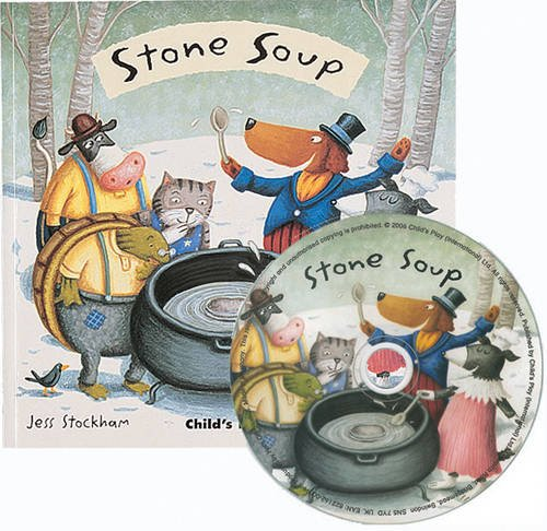 9781846432248: Stone Soup (Flip-Up Fairy Tales)