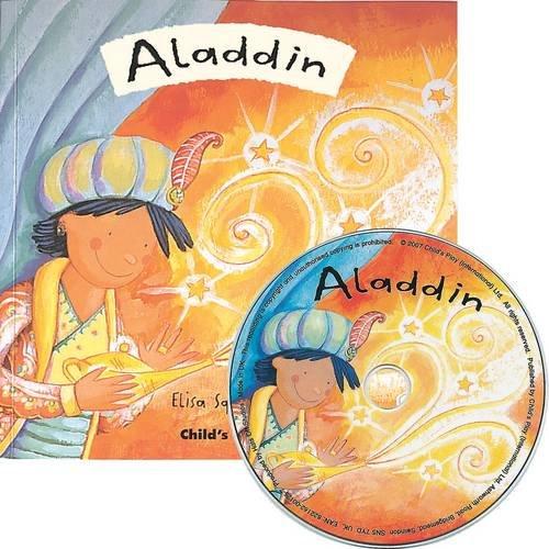 9781846432316: Aladdin (Flip-Up Fairy Tales)