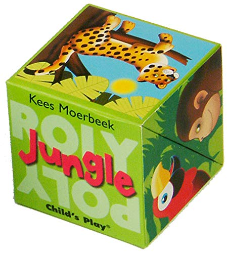 9781846432439: Jungle (Roly Poly Box Books)