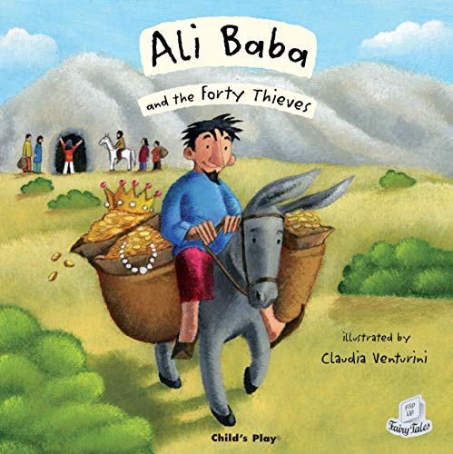 9781846432514: Ali Baba and the Forty Thieves (Flip-up Fairy Tales)