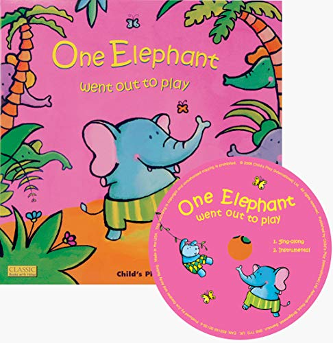 9781846432583: One Elephant went Out to Play (Classic Books with Holes)