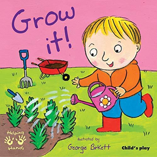 9781846432859: Grow It! (Helping Hands)