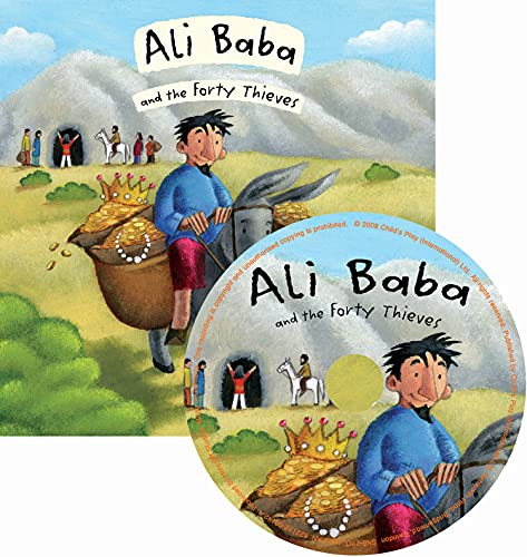 9781846432941: Ali Baba and the Forty Thieves (Child's Play)