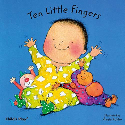 9781846433085: Ten little Fingers (Baby Board Books)