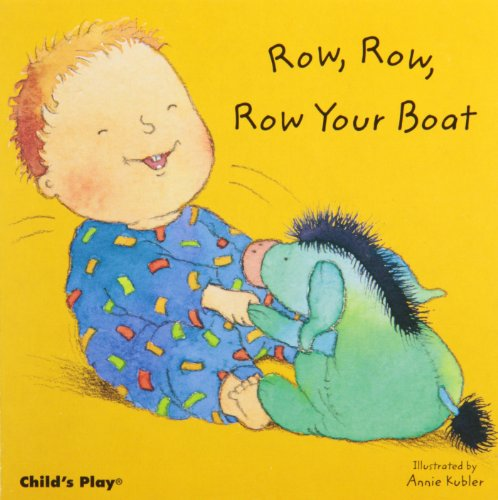 9781846433184: Row, Row, Row Your Boat (Baby Board Books)