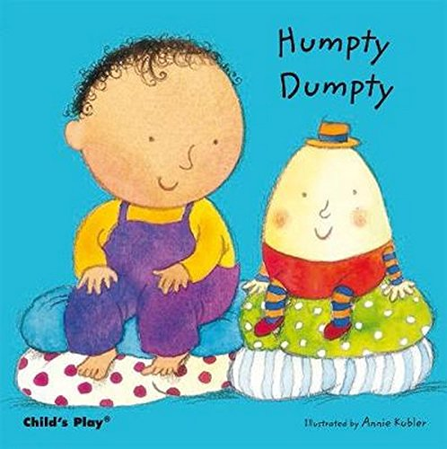 9781846433399: Humpty Dumpty (Baby Board Books) (Nursery Time)
