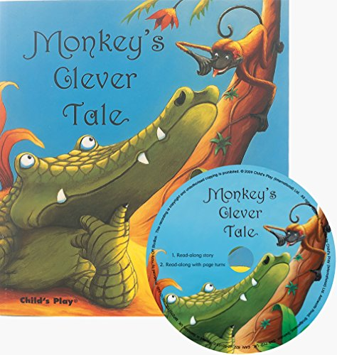 9781846433450: Monkey's Clever Tale (Traditional Tales with a Twist)