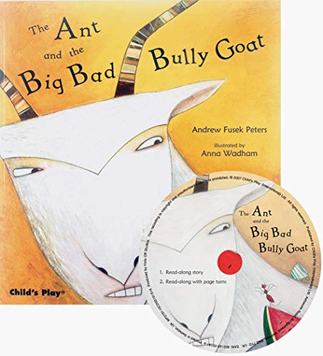 9781846433481: The Ant and the Big Bad Bully Goat (Tales With a Twist)
