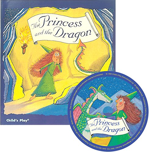 9781846433566: The Princess and the Dragon (Child's Play Library)