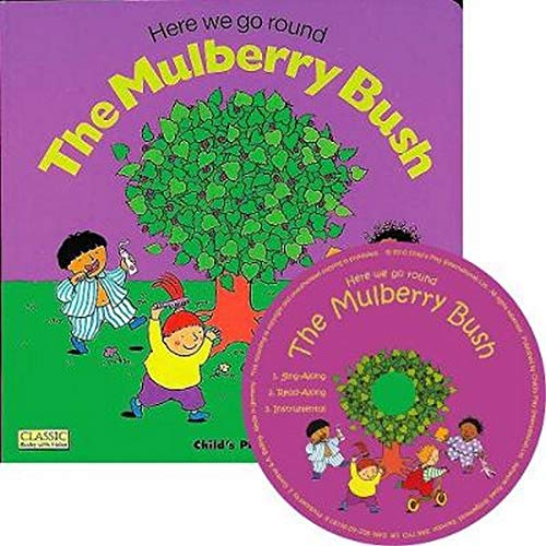 9781846433849: Here We Go Round the Mulberry Bush (Classic Books with Holes Big Book)