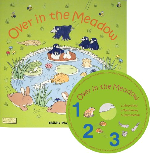 9781846433894: Over in the Meadow (Classic Books with Holes Board Book)