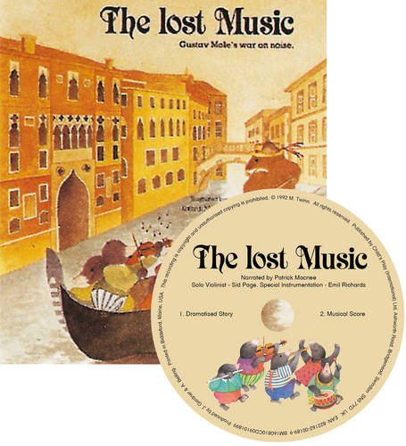 9781846434020: The Lost Music (Child's Play Library)