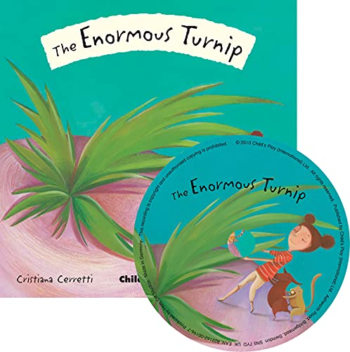 9781846434082: The Enormous Turnip (Flip Up Fairy Tales)