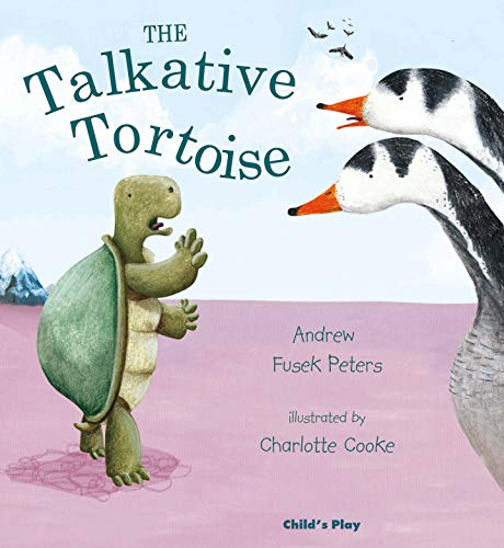9781846434181: The Talkative Tortise (Traditional Tale With a Twist)