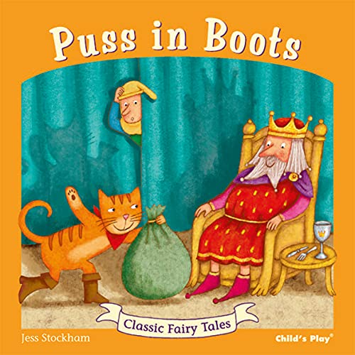 9781846434419: Puss in Boots (Classic Fairy Tales)