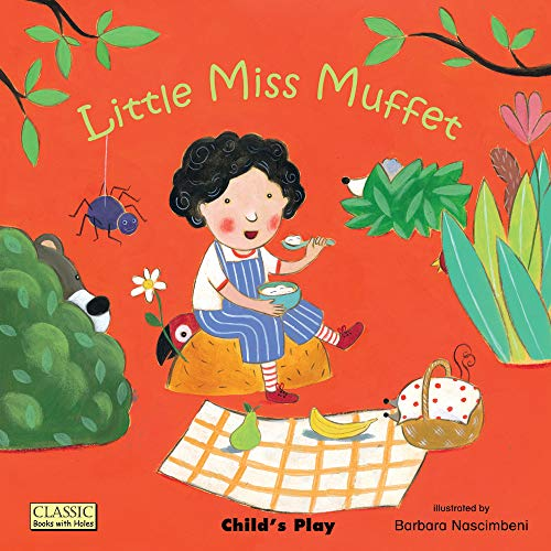 9781846435003: Little Miss Muffet (Classic Books with Holes)
