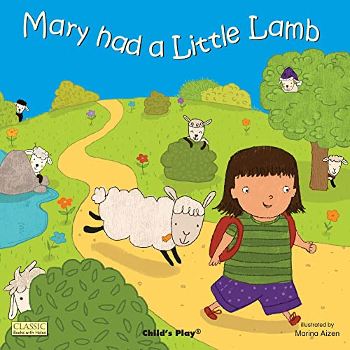 9781846435126: Mary Had Little Lamb (Classic Books With Holes)