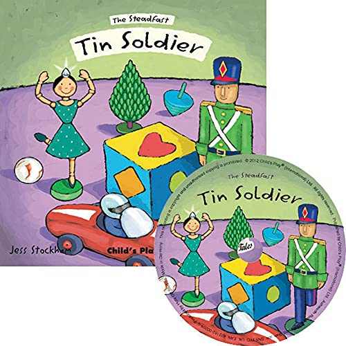 The Steadfast Tin Soldier (Flip-Up Fairy Tales)
