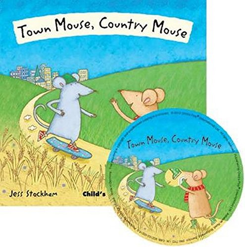 9781846435188: Town Mouse, Country Mouse (Flip Up Fairy Tales)