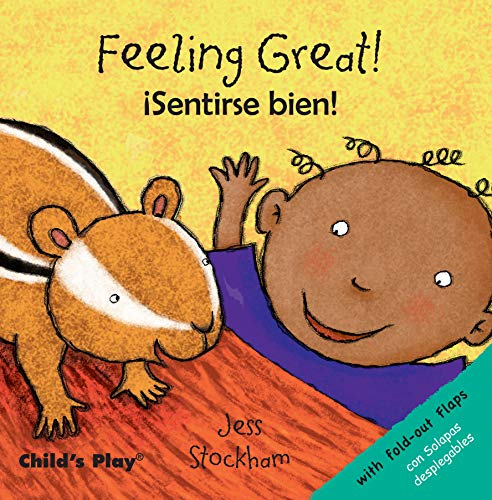 9781846435614: Feeling Great!/Sentirse Bien! (Just Like Me!) (Spanish Edition) (Spanish and English Edition)