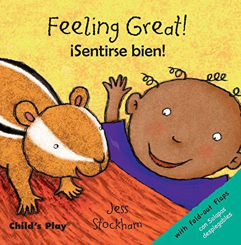 9781846435614: Feeling Great!/Sentirse Bien! (Just Like Me!) (Spanish Edition)