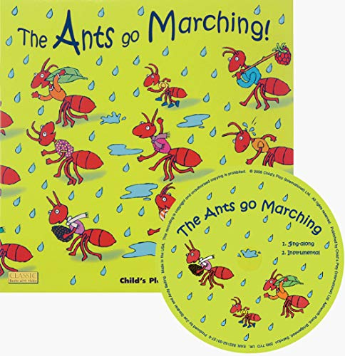 9781846436222: The Ants Go Marching! (Classic Books with Holes)