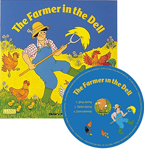9781846436246: The Farmer in the Dell (Classic Books with Holes)
