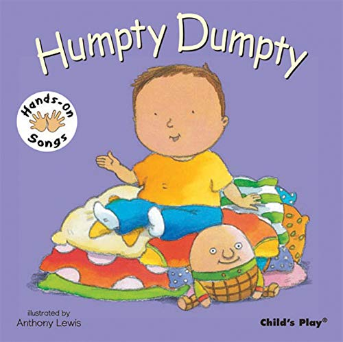 Humpty Dumpty: ASL (Hands-On Songs): Anthony Lewis