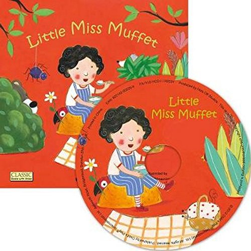 9781846436789: Little Miss Muffet (Classic Books with Holes UK Soft Cover with CD)
