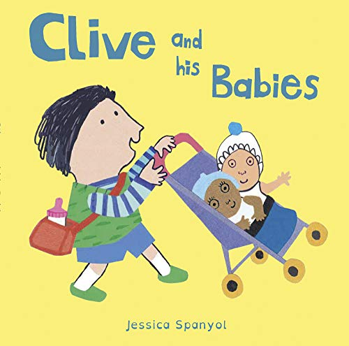 Clive and His Babies: Spanyol, Jessica