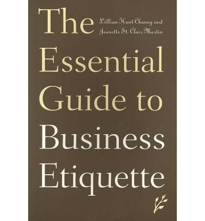 9781846450440: The Essential Guide to Business Etiquette