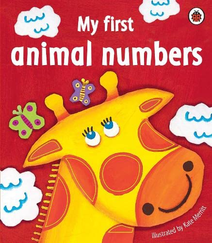 9781846460487: My First Animal Numbers