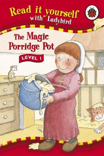 9781846460722: Read It Yourself Level 1 Magic Porridge Pot