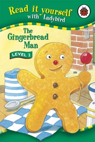 9781846460739: Read It Yourself Level 2 Gingerbread Man