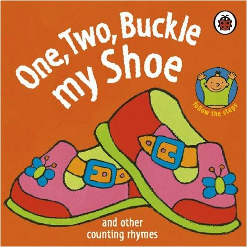 9781846461071: One, Two, Buckle My Shoe (Rhymes)