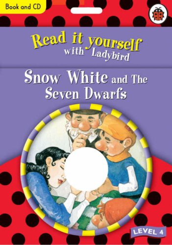 9781846461613: Read It Yourself: Snow White and the Seven Dwarfs book and CD: Read It Yourself Level 4