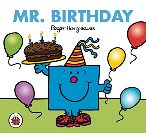 9781846462139: Mr. Men Mr. Birthday