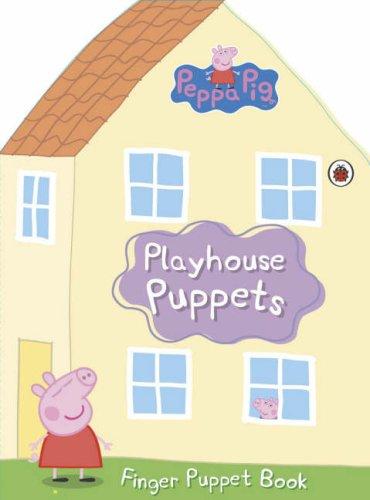 9781846463488: Playhouse Puppets (Peppa Pig)