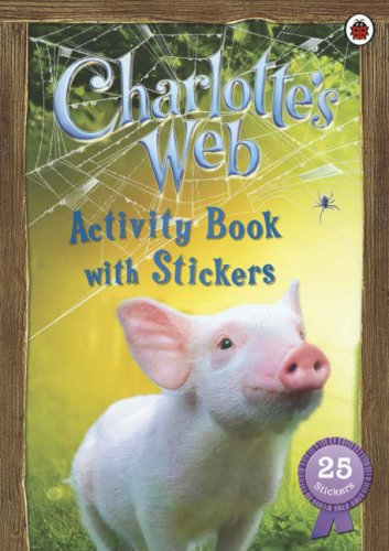 9781846464201: Charlotte's Web Activity Book with Stickers